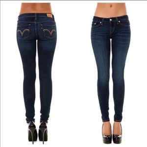 Levi's 535 Jeggings